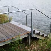 Metallbau - Treppe - Erhardt-Metallgestaltung